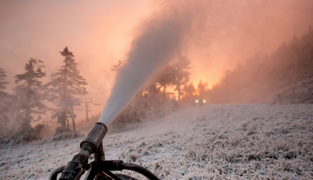 Snowmaking Underway at Killington; A-Basin, Loveland Getting Close
