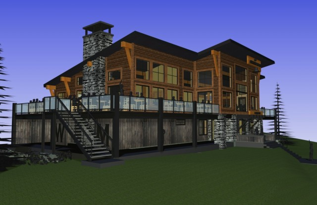 Schweitzer's New Summit Lodge Offers Views, Culinary Options