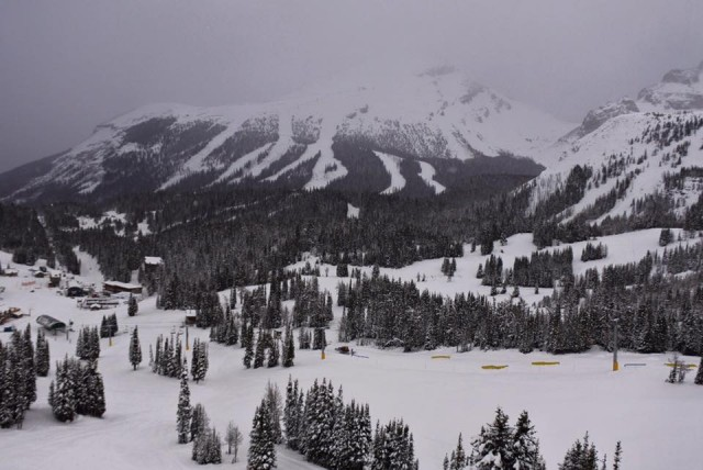 Sunshine Village First Canadian Ski Resort To Open