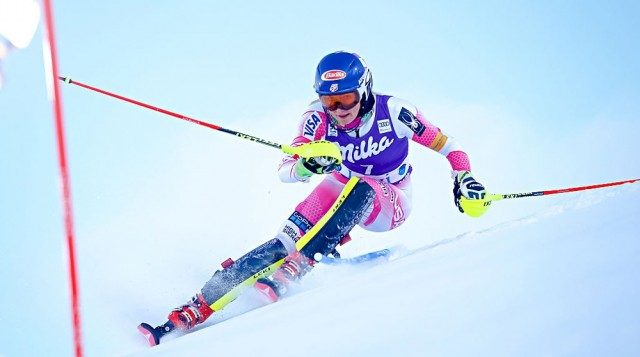 Shiffrin Wins World Cup Slalom, Heads To Killington As Series Leader