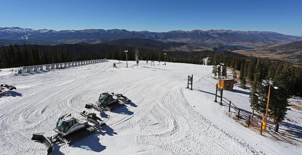 Breckenridge, Keystone Kick Off Season Friday, Nov. 18
