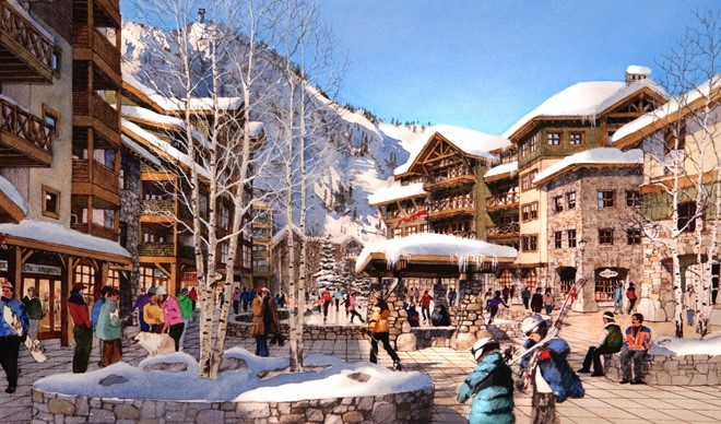 Squaw Valley Clears Development Hurdle