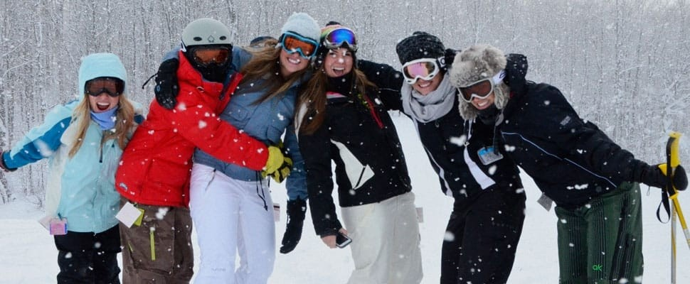 Early Women's Ski Clinics Scheduled Across Heartland