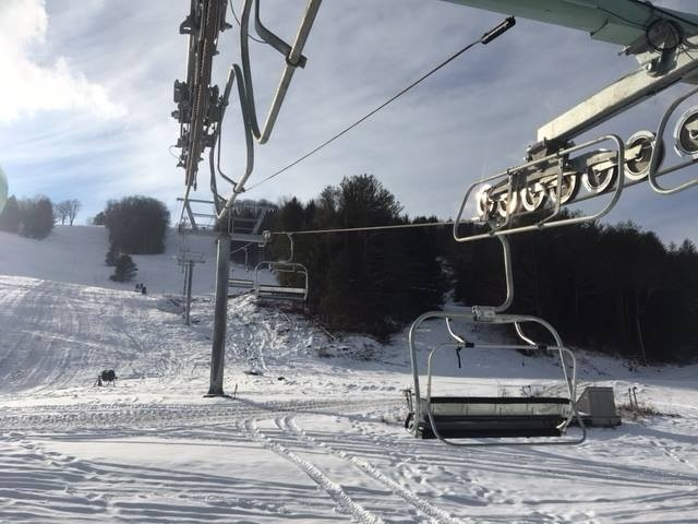 New Lift At Vermont's Suicide Six