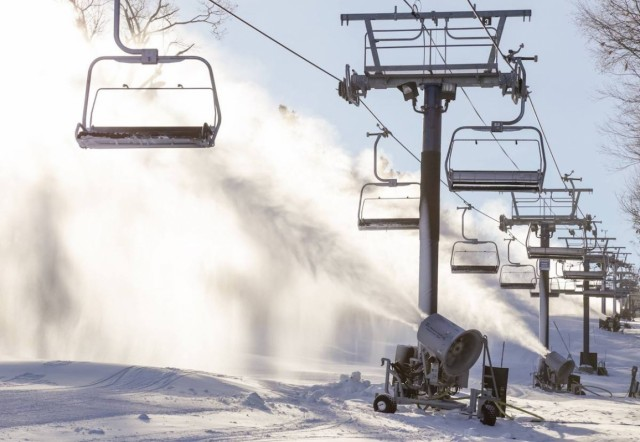 Wachusett Makes More Snow Than Ever Before