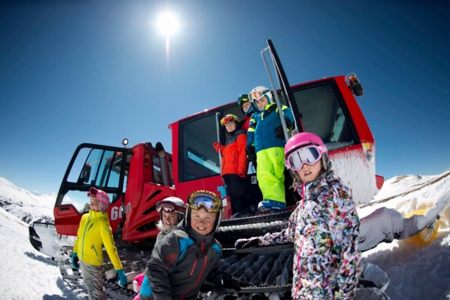 Loveland's Free Inbounds Snowcat Heads Out Again