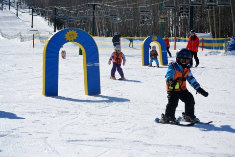 Granite Peak caters to kids and families.