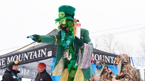 Boyne Mountain carnival