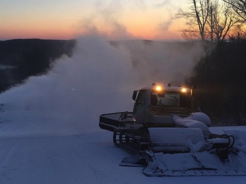 Wachusett snowmaking