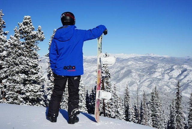 Echo Mountain Reopened For Skiing, Riding