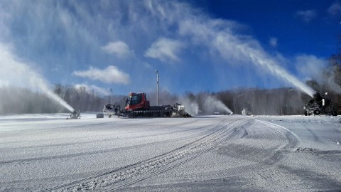 Belleayre snowmaking