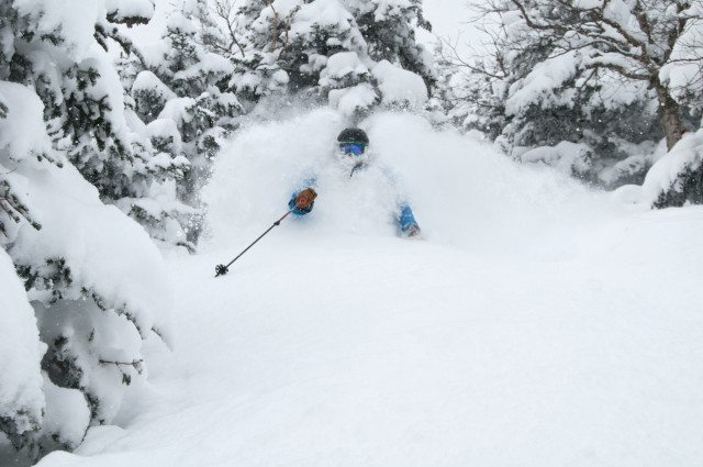 POWDER SKIING WARNING ISSUED FOR NORTHEAST ... UNTIL 4 P.M. MARCH 15