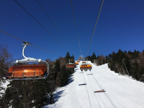 Okemo Sunburst Six