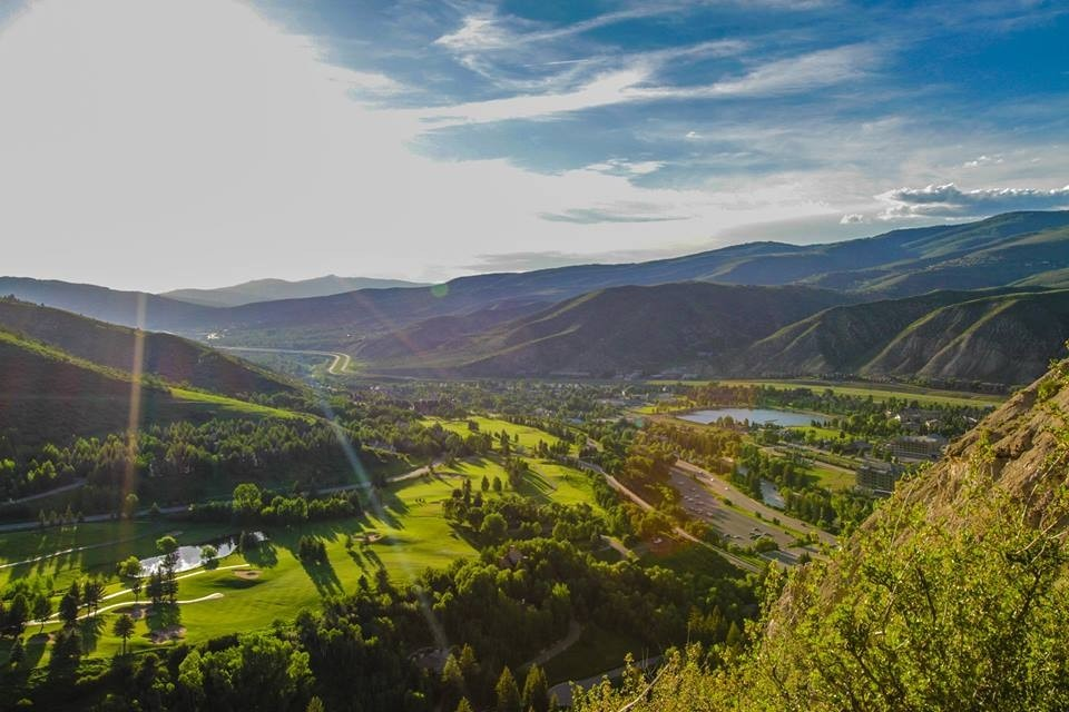 Beaver Creek Golf Course at sunset. (Beaver Creek Golf Club/Facebook)