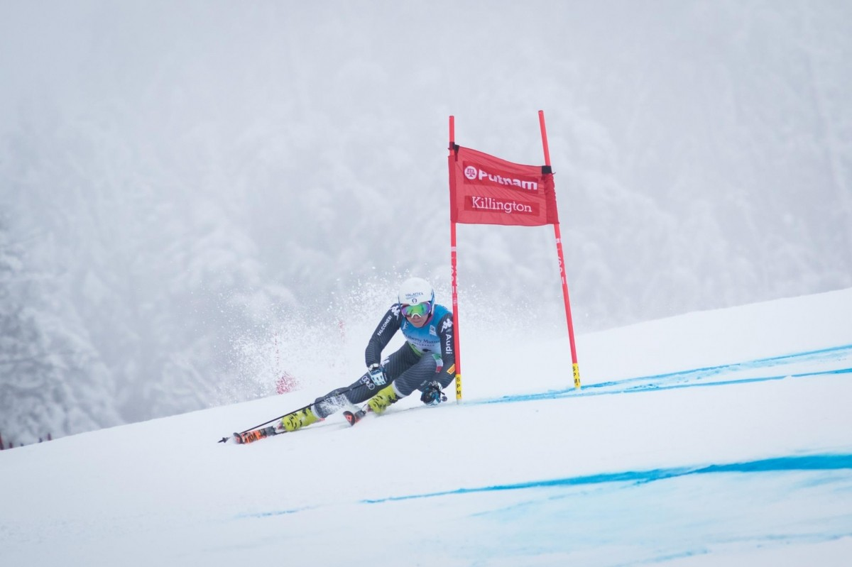 The top women racers from around the world return to Killington for the Audi FIS Women's World Cup. (Killington/ Facebook)