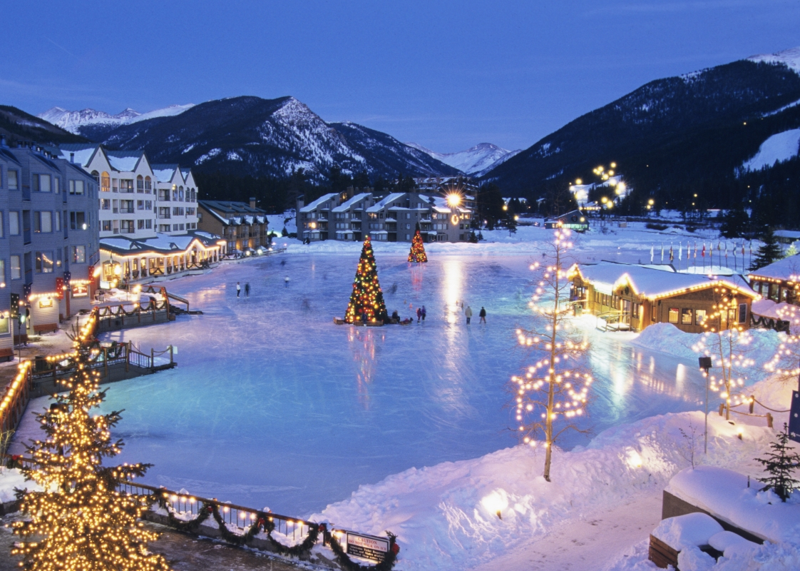 Christmas In Colorado Mountains.Ski Report Ski Weather Snow Conditions Worldwide Snonews