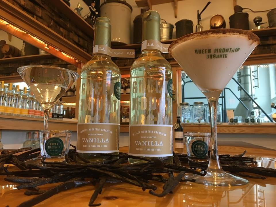 Vermont vodka. (Green Mountain/Facebook)