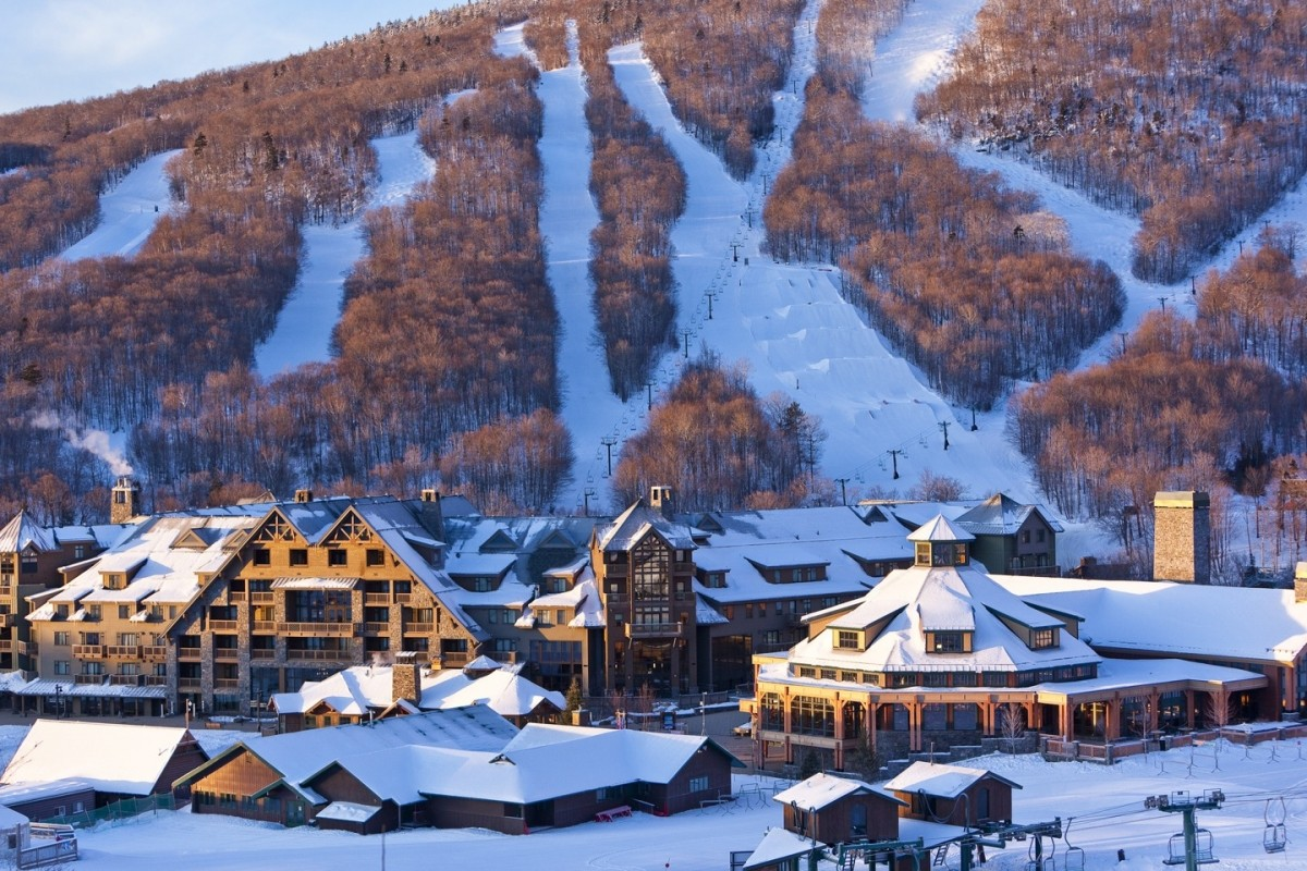 Stowe Mountain Lodge is basecamp for Vermont adventure. (Stowe Mountain Lodge)