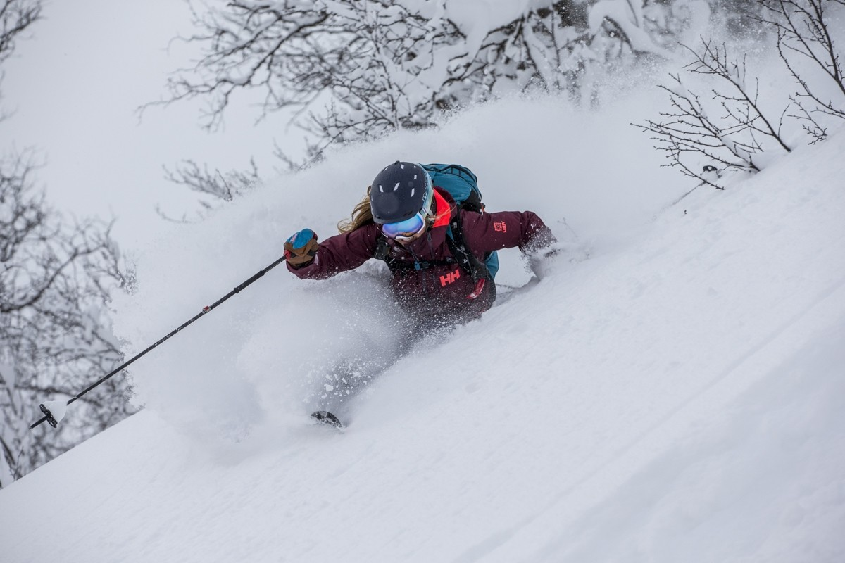 Powder days in Norway. (Warren Miller Entertainment/Jay Dash)