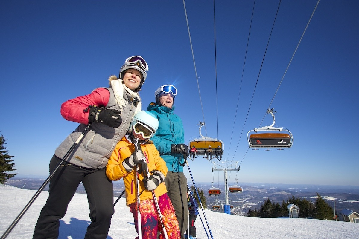 Great lodging deals get out on the slopes Okemo. (Okemo)