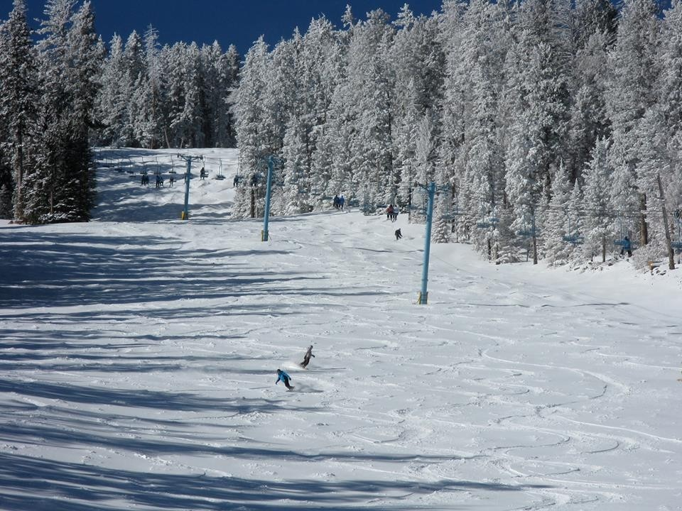 Pajarito aims to get more beginners on hill. (Pajarito/Facebook)