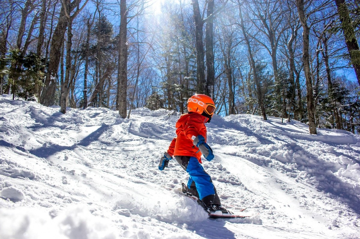 Fifth graders can hit Bolton Valley with their Ski Vermont passport. (Bolton Valley/Facebook)
