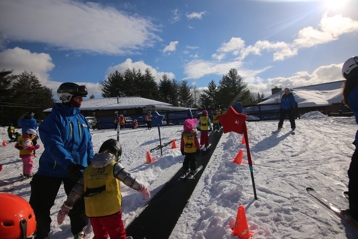 A surface lift makes learning easier for youngsters. (Okemo)