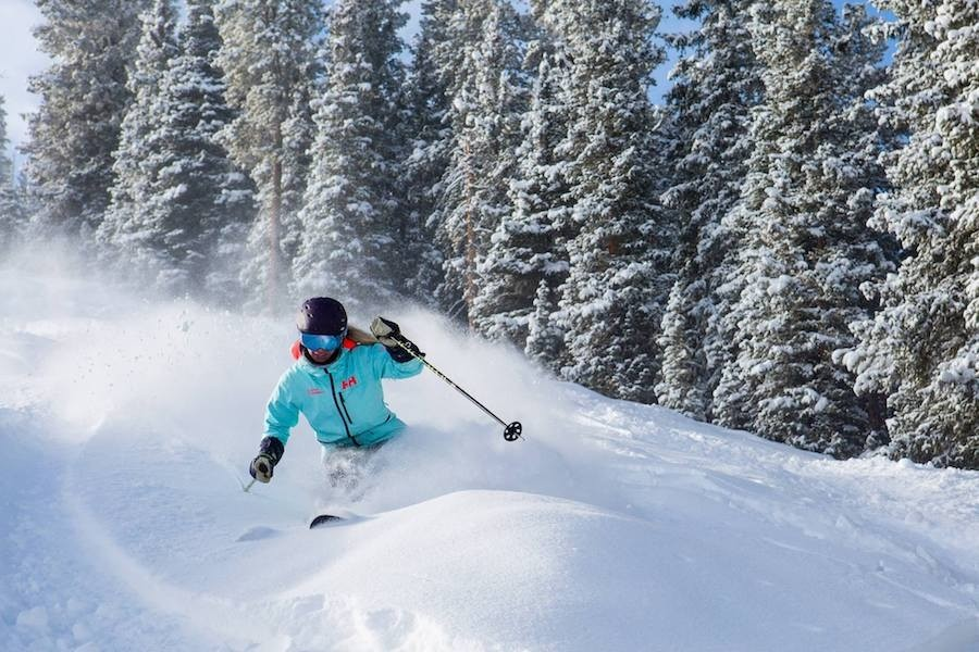 Powder runs at Aspen Snowmass. (Aspen Snowmass)