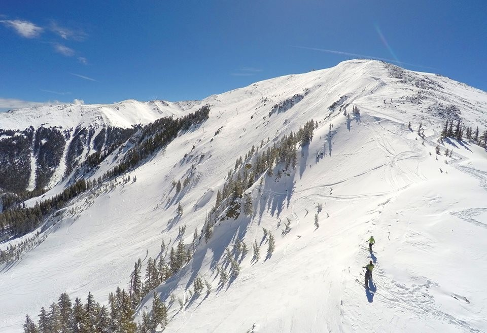 Kachina lift brings bowl skiing and riding to all. (Taos Ski Valley/Facebook)