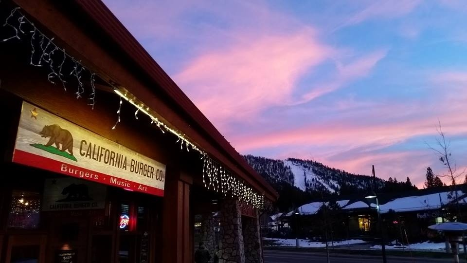 California Burger Co. in site of Heavenly slopes. (California Burger Co./Facebook)