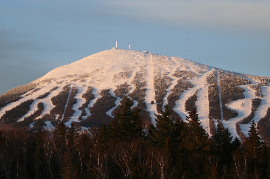 Sugarloaf skiing and riding in Maine. (Sugarloaf)