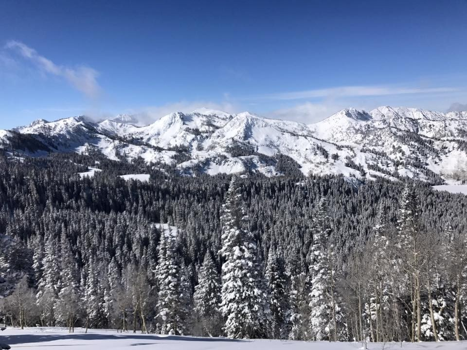 Utah's Brighton Resort. (Brighton)