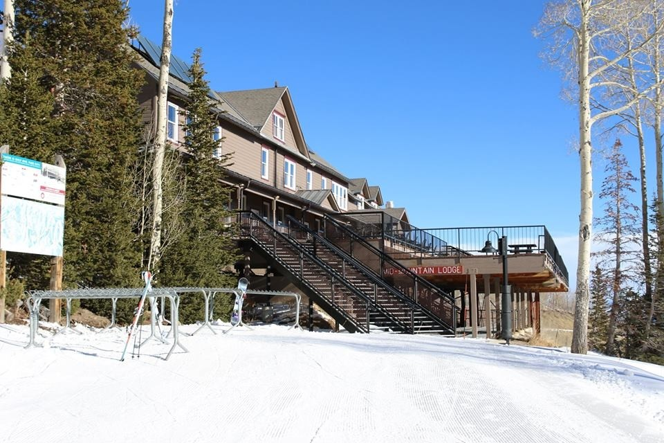 Remodel set for Mid-Mountain Lodge. (Park City Mountain/Facebook)