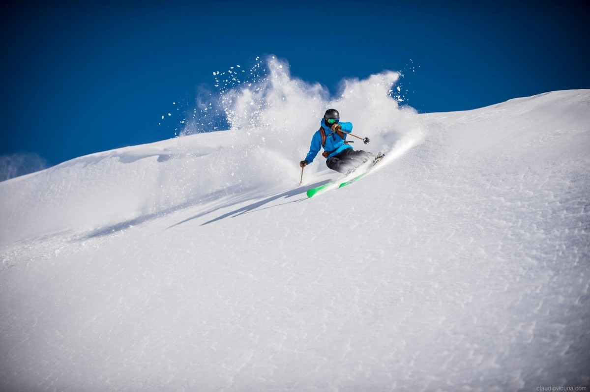 Looking forward to powder turns in Chile. (Valle Nevado/Facebook)