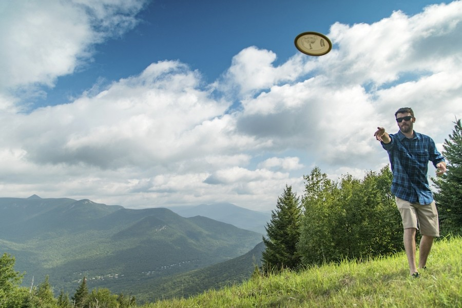 Reaching-new-heights-on-the-Loon-Peak-Disc-Golf-course