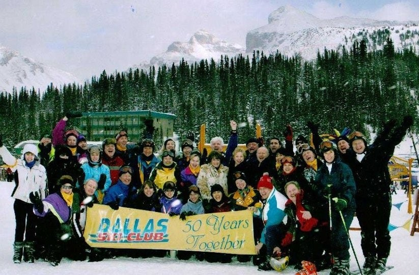 Dallas Ski Club is one of many groups that head to the Rockies and beyond. (Dallas Ski Club/Facebook)