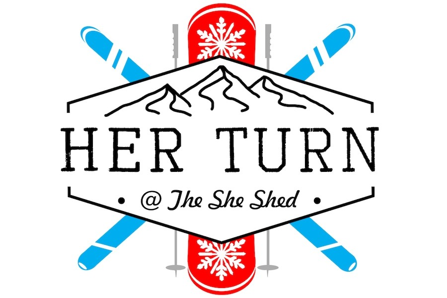 Her Turn at the She Shed