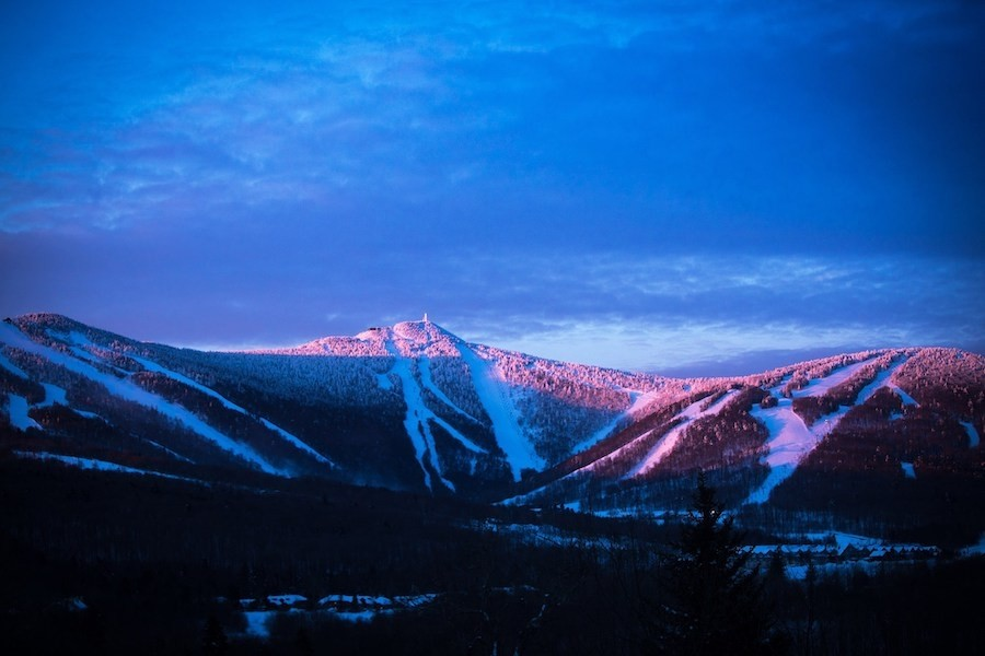 More terrain than you can hit in a day at the Bast of the East. (Killington)