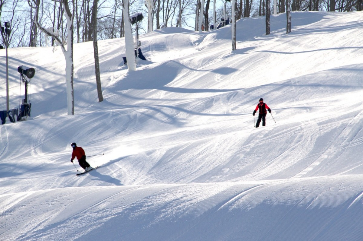 Perfect North Slopes offers an