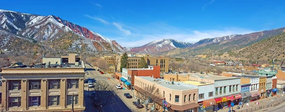 Plenty of street-walking to do in downtown Glenwood Springs. (Glenwood Springs/Facebook)