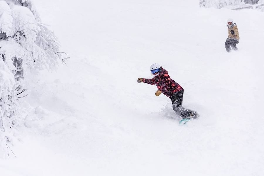 "Mother Nature added 16"" of snow to Killington's already record-breaking early-season snowfall. (Killington/Facebook)"