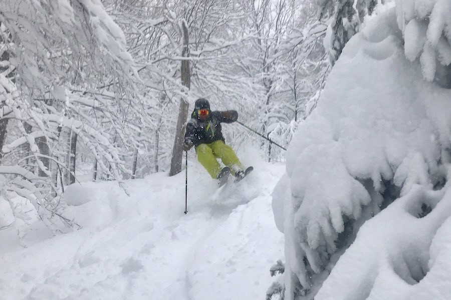 "14"" and still pounding at Wildcat. Time to get your doctor's note ready for a sick day. (Wildcat/Facebook)"
