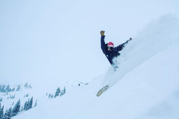 Grand Targhee will celebrating its 30th anniversary of snowboarding.(Grand Targhee/Instagram)
