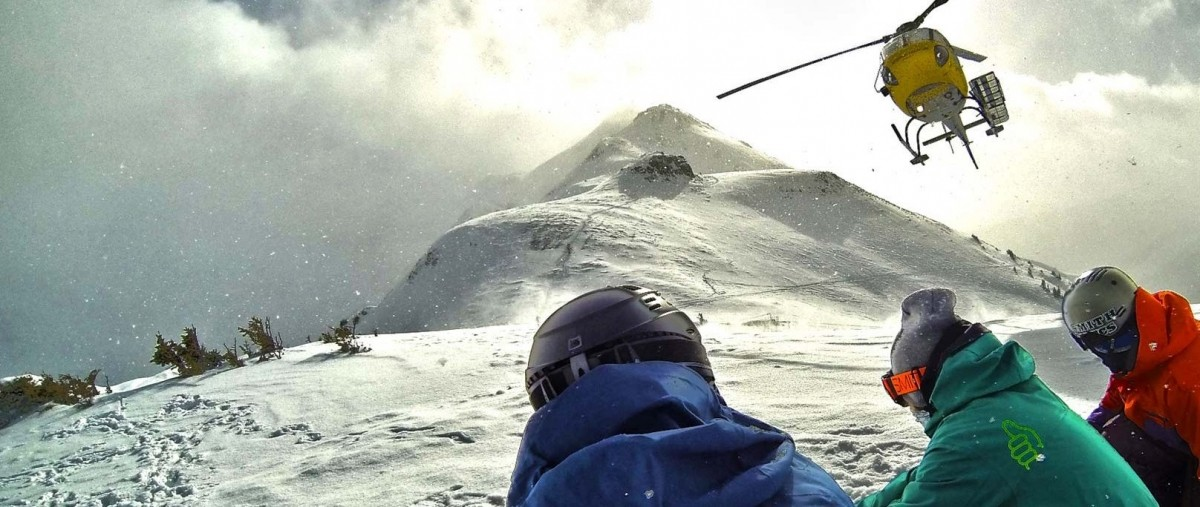 Heli-skiing expands farther into the Silverton Mountain backcountry. (SilvertonMountain.com)