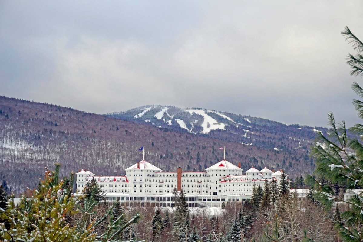 The Omni Mount Washington Hotel makes every kid feel like royalty. (Bretton Woods/Facebook)