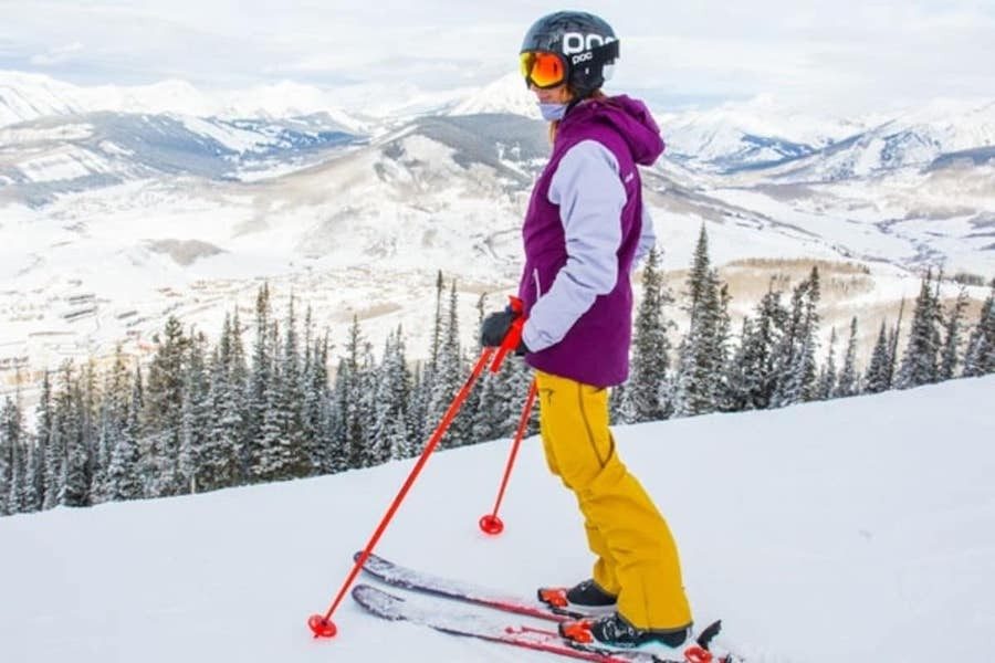 Spend a Wednesday with Olympian Wendy Fisher. (Crested Butte)