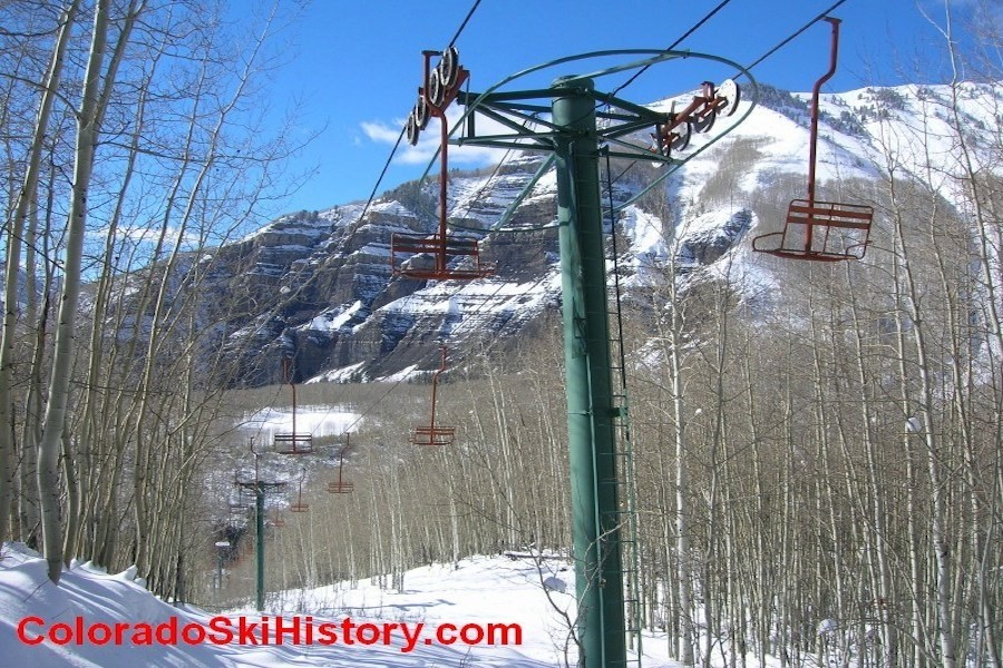Marble Ski Resort near Glenwood, Colo. existed until 1974. (Coloradoskihistory.com):