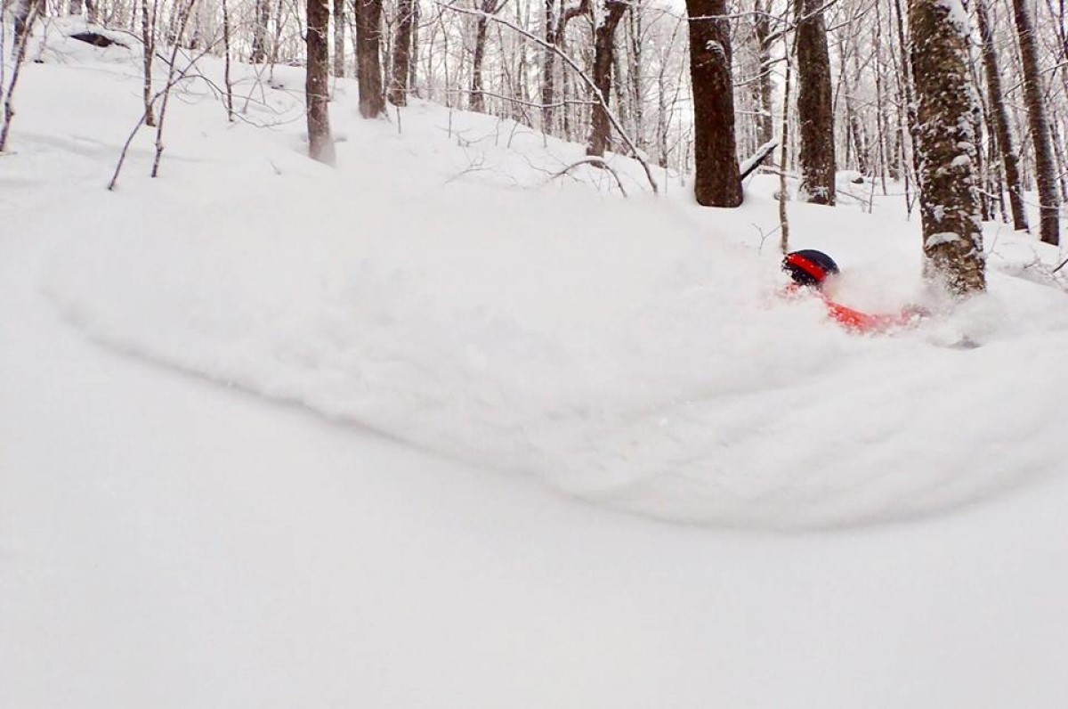 Last week's nor'easter dumped 27 inches of fresh powder on Smugglers' Notch in Vermont (Smugglers Notch/Facebook)