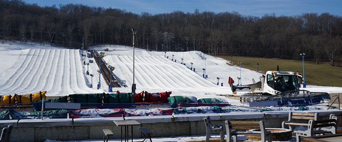 Perfect North Slopes has one of the largest tubing parks in lower Midwest. (Facebook/Perfect North)