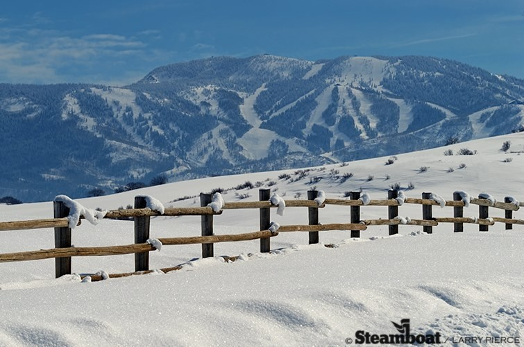 It's been a winter to remember at resorts in the Rockies, like Steamboat. (Steamboat/Facebook)